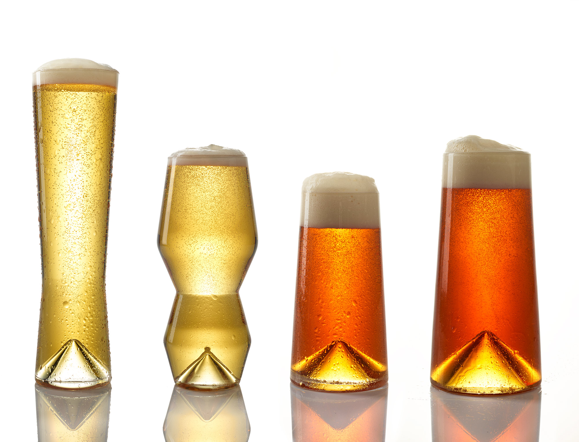 Beer glasses- Beer- Craft beer- Henrique Du Tiel