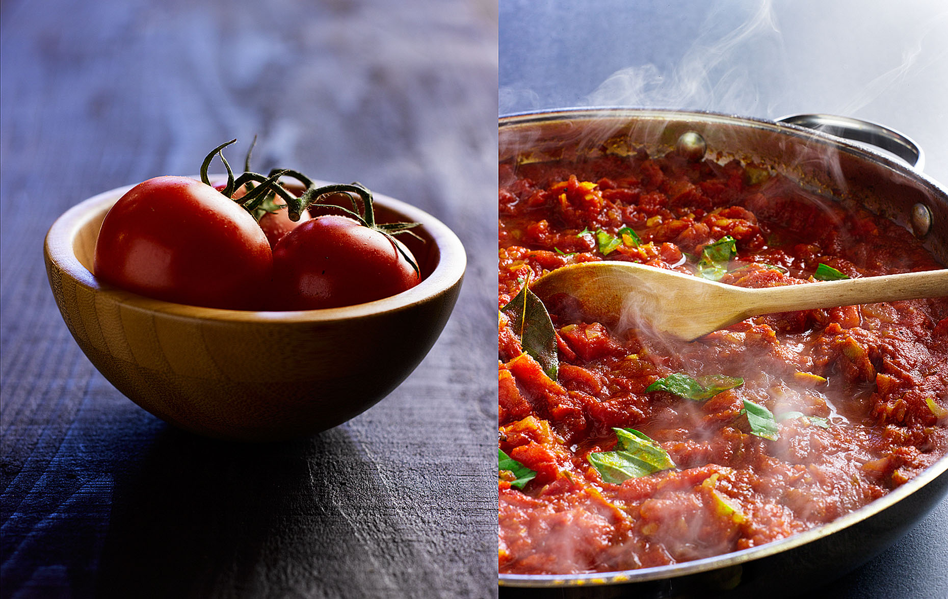 Marinara sauce- Italian food- Best food photography