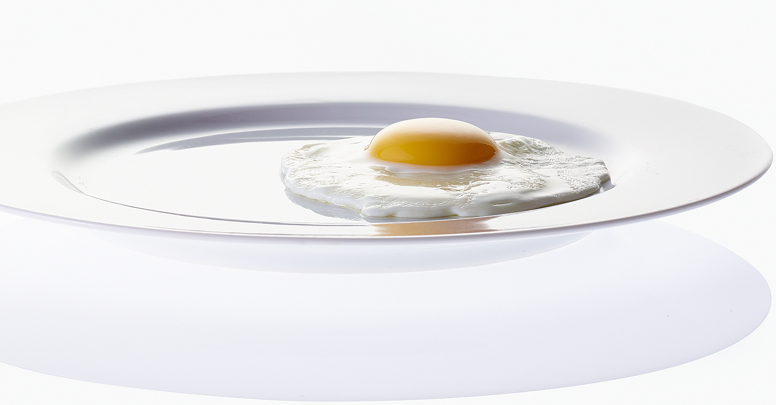Egg sunny side up- Fried egg- Egg breakfast- Perfect egg